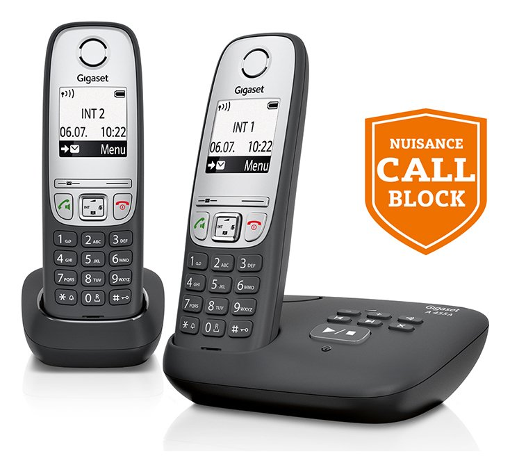 gigaset-a455a-cordless-telephone-answer-machine-twin