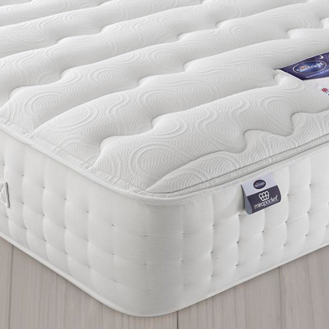 Silentnight 2800 Pocket Luxury Single Mattress