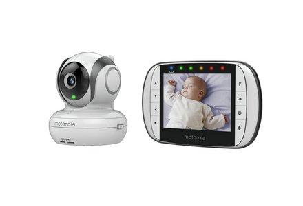 Motorola MBP36S Video Monitor.