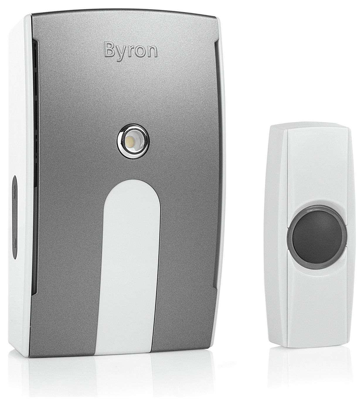 Byron BY514 125m Wireless Doorbell Plug In Flashing Chime