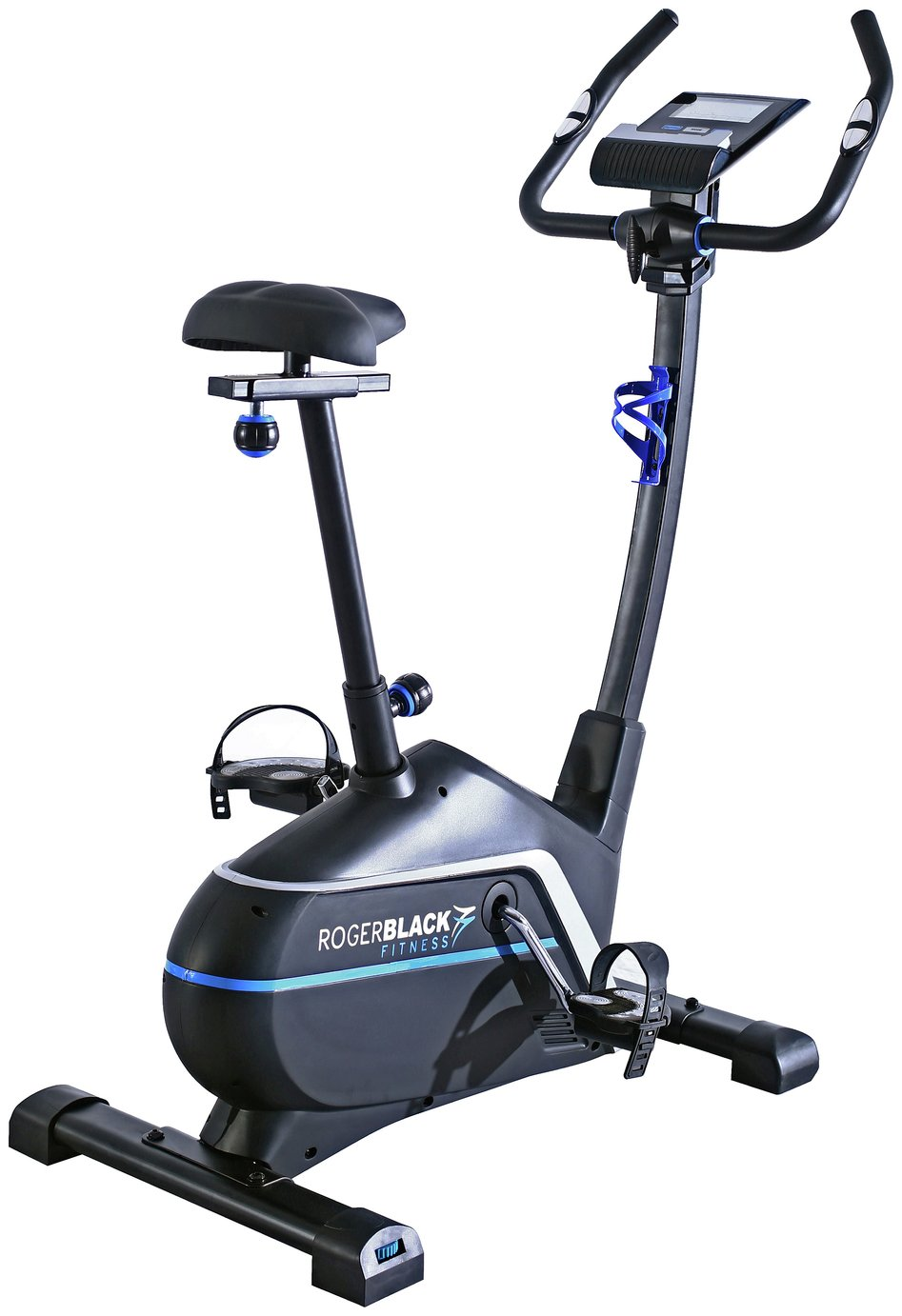 Roger Black - Gold Magnetic Exercise Bike lowest price