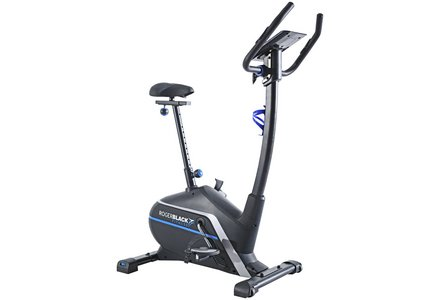 Roger Black Gold Magnetic Exercise Bike.