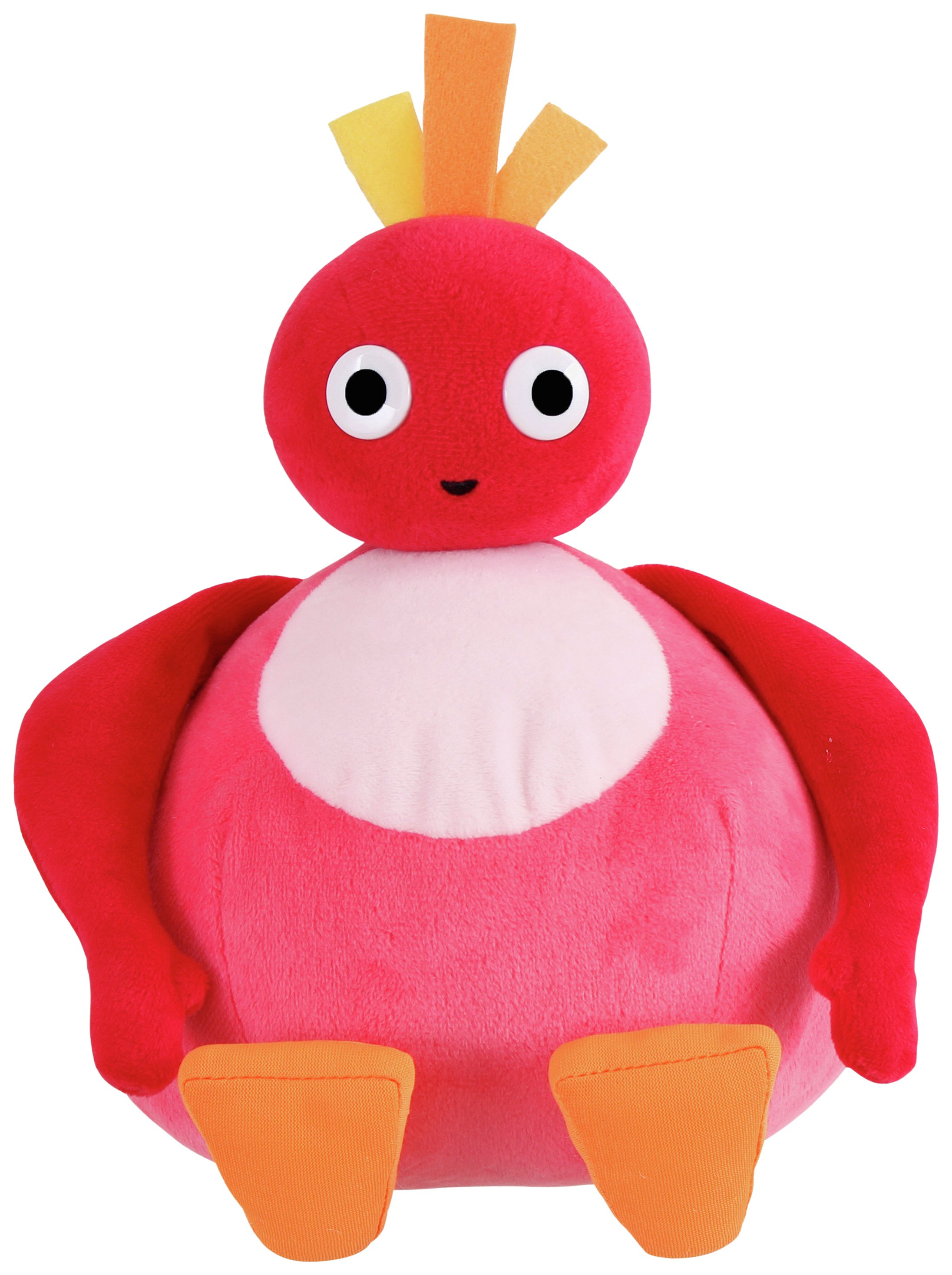 Squishy Mushy Argos : Twirlywoos Talking Toodloo Soft Toy Gay Times UK ?10.99