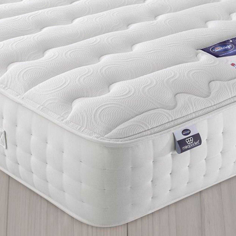 Silentnight 2800 Pocket Luxury Double Mattress