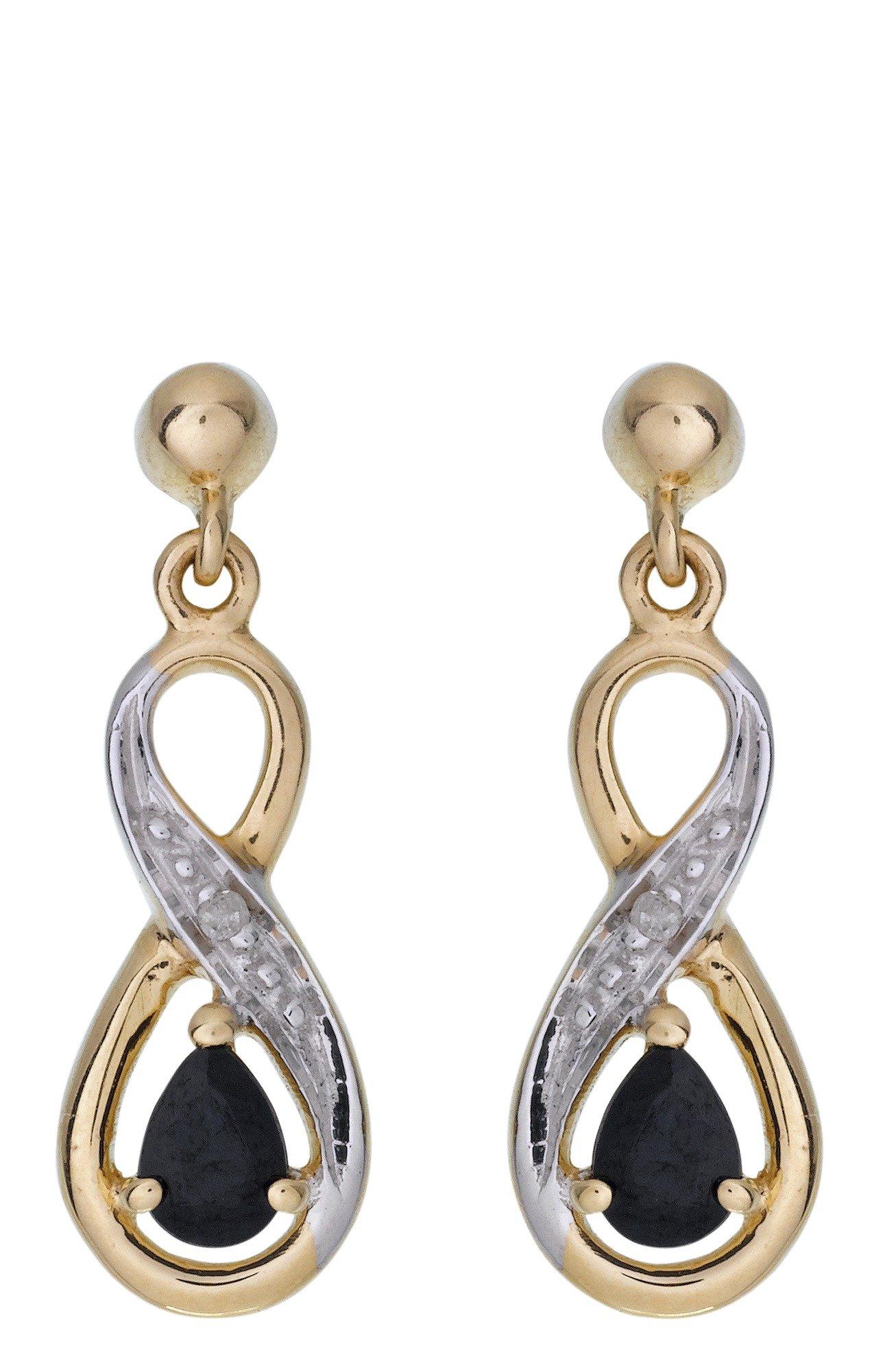 9-carat-gold-sapphire-diamond-accent-drop-earring