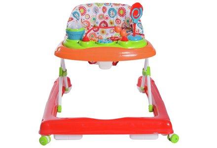 Redkite Baby Go Round Twirl Brights Baby Walker.