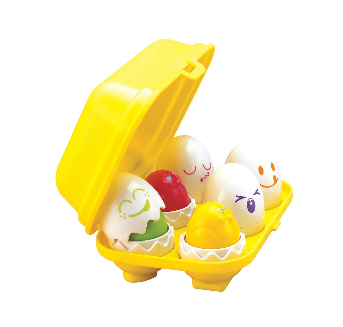 Tomy Hide and Squeak Eggs Activity Toy