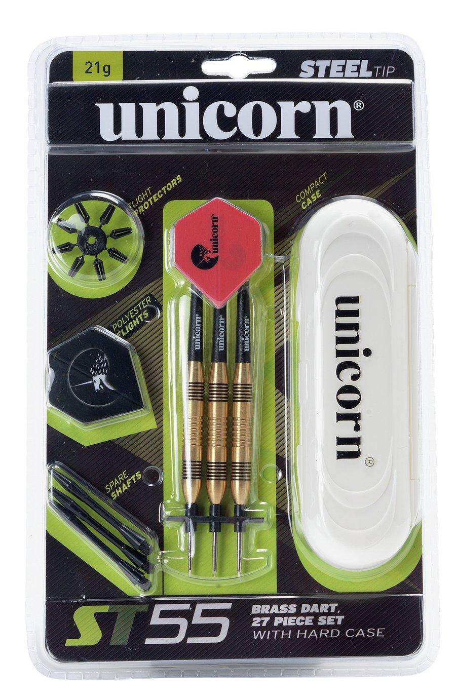 Unicorn ST55 21g Brass Darts Set - 27 Piece lowest price