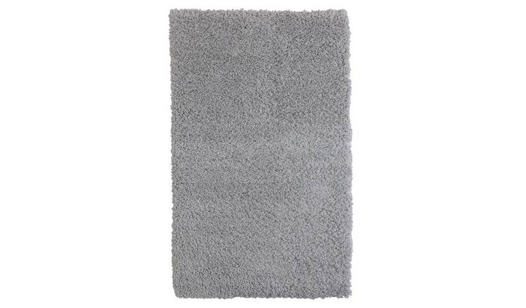 Argos Home Shimmer Runner - 60x100cm - Grey