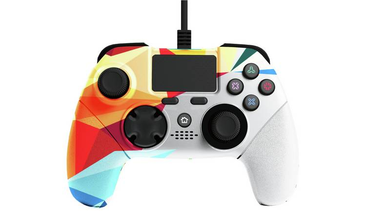 Prism Controller for PS4- White
