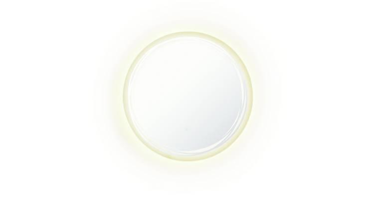 Buy Argos Home Shelton Round LED Bathroom Mirror | Mirrors ...