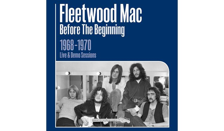 Fleetwood Mac Before The Beginning - Live CD