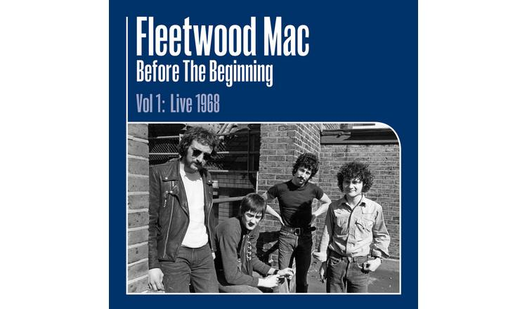 Fleetwood Mac Before The Beginning - Live Vinyl