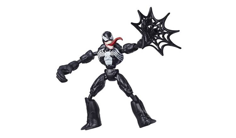 Marvel Spider-Man Bend and Flex Venom Figure