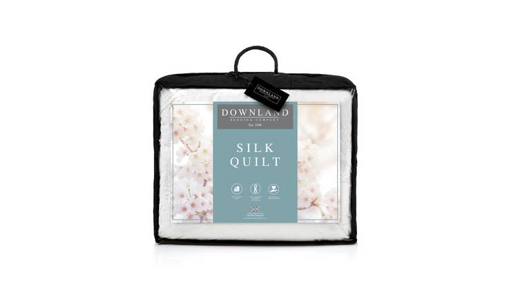 Downland Mulberry Silk Quilt - Single