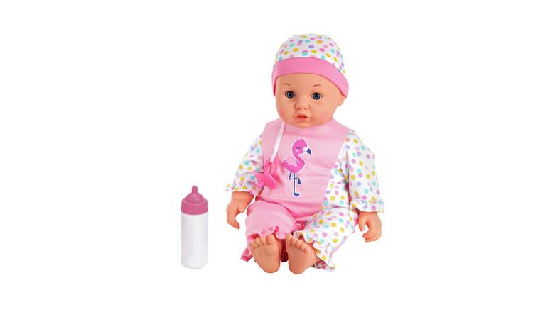 best service 05365 0b431 Buy Chad Valley Babies to Love Lily Interactive Doll | Baby dolls | Argos