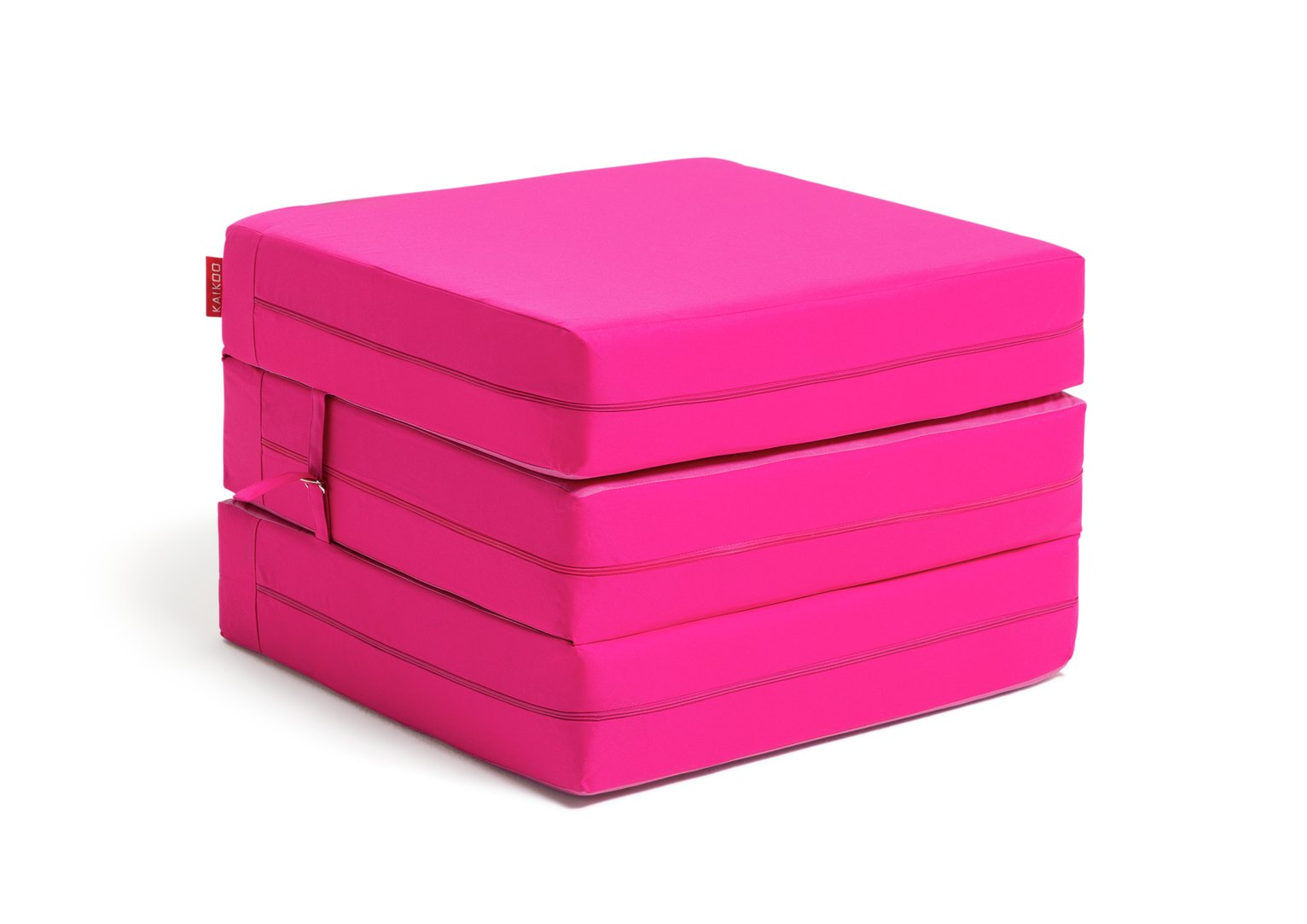 Habitat Single Mattress Cube - Funky Fuchsia