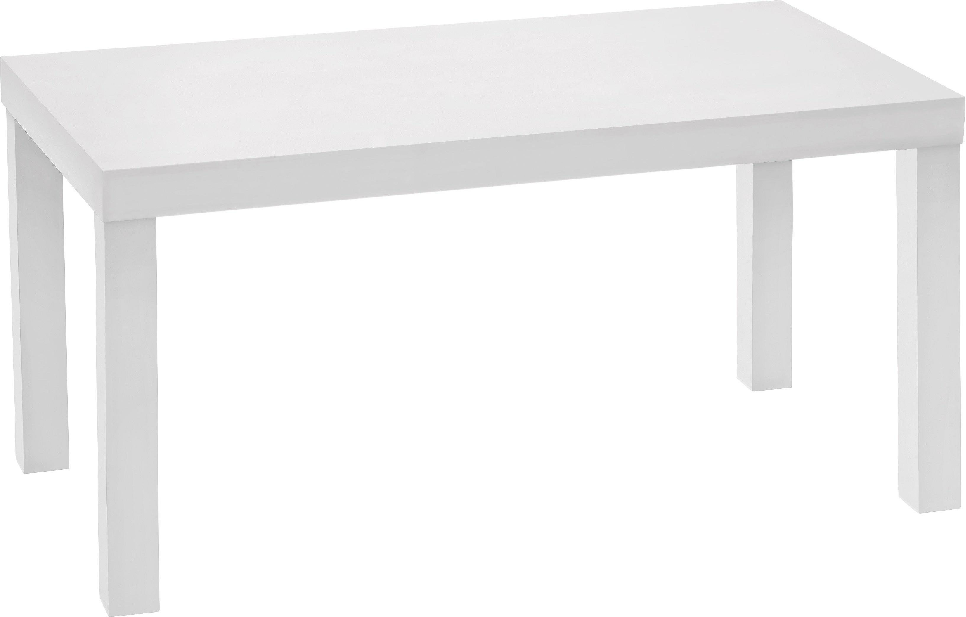 Buy HOME Sasha Coffee Table White at Argoscouk Your Online