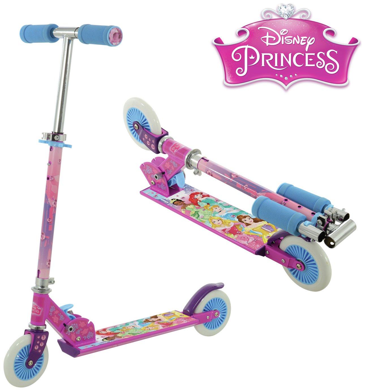 Buy Disney Princess Inline Folding Scooter Scooters Argos