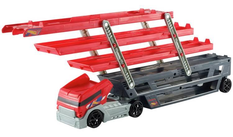 Buy HaulerLimited Toys Games And Stock Hot Wheels Mega Argos uXOZPkiT