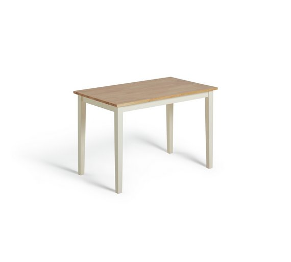 Buy Collection Chicago Solid Wood Table Bench 2 Chairs At Argos