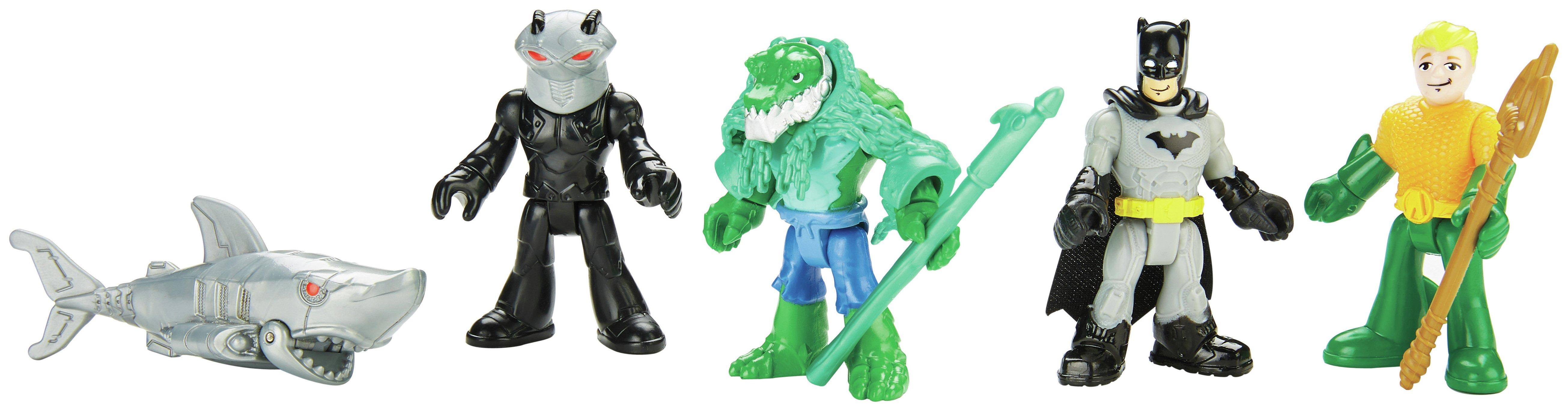 Image of Imaginext DC Super Friends Heroes & Villains Assortment