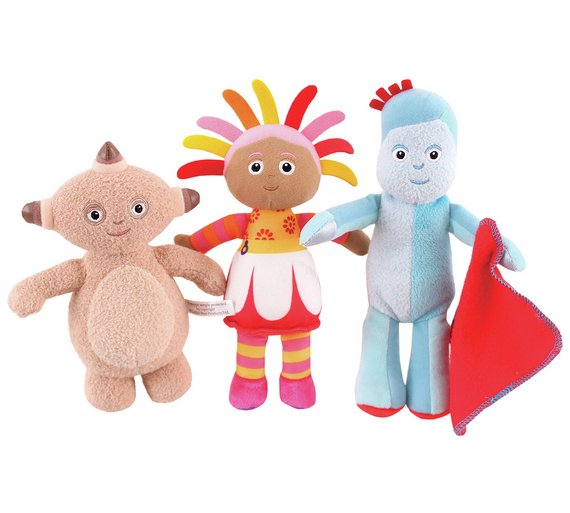 Buy In The Night Garden Mini Soft Toy Assortment at Argoscouk