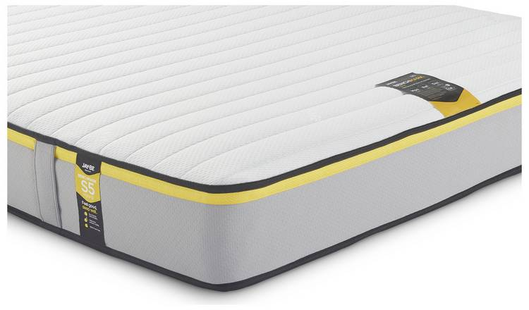 Jay-Be Benchmark S5 Hybrid Eco Friendly Double Mattress