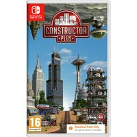 Constructor Plus Nintendo Switch Game