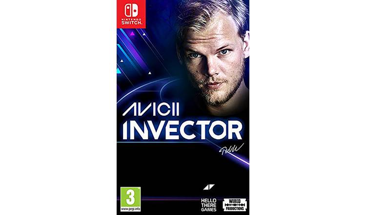 AVICII Invector Nintendo Switch Game