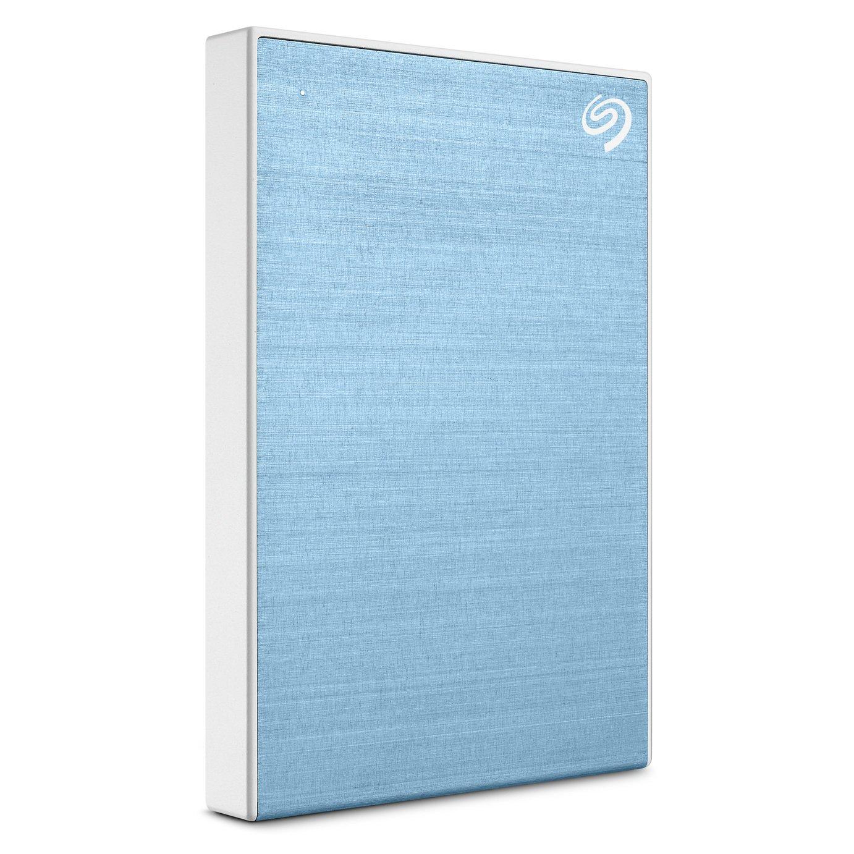Seagate Backup Plus 2TB Portable Hard Drive - Blue