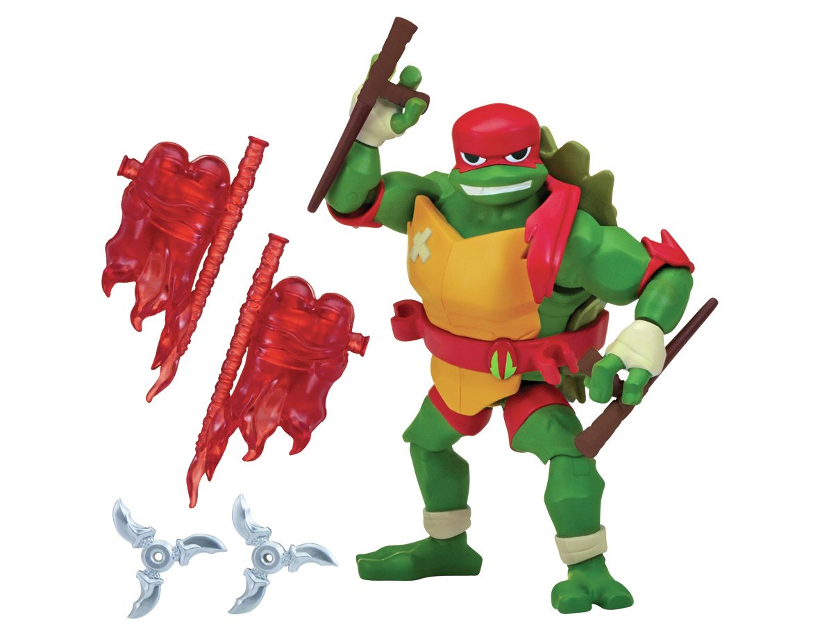 Teenange Mutant Ninja Turtle Raphael Figure