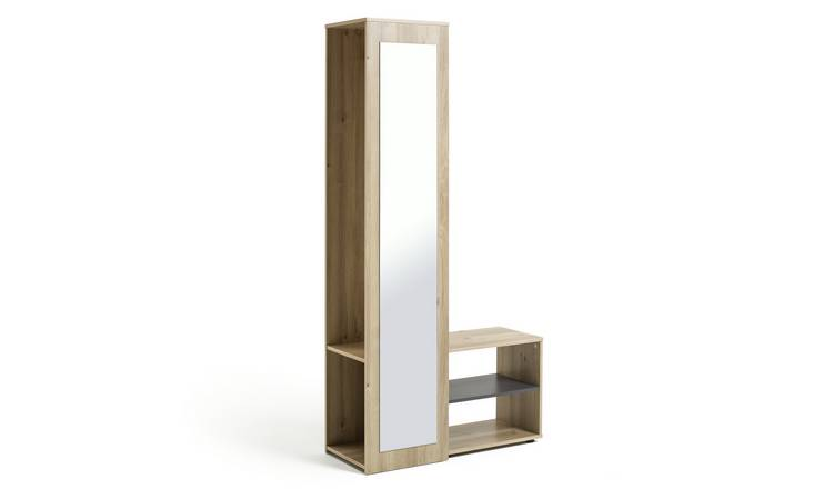 Argos Home Hallway All in One Mirror Unit