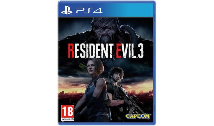 Buy Resident Evil 3 Remake Ps4 Game Pre Order Pre Order Games Argos