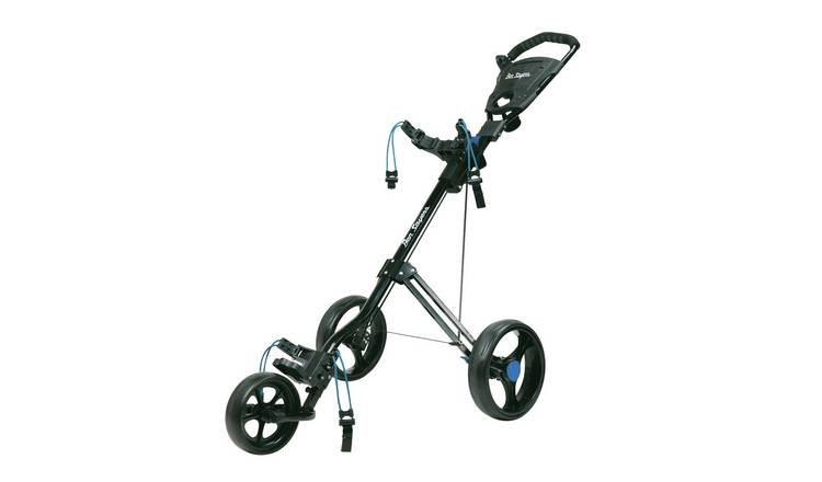 Ben Sayers D3 Push Golf Trolley