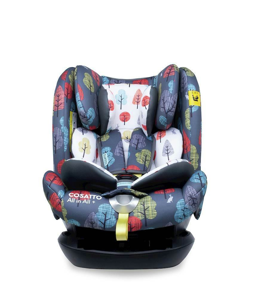 Cosatto All in All Group 1/2/3 Car Seat - Harewood