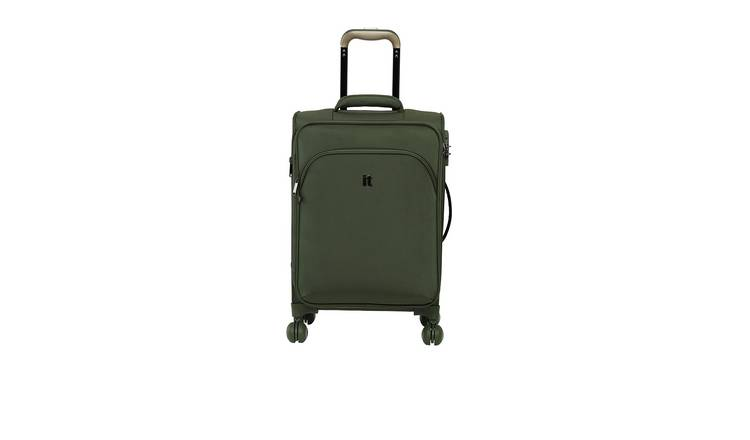 it Luggage Synchronous Expandable 8 Wheel Cabin Suitcase