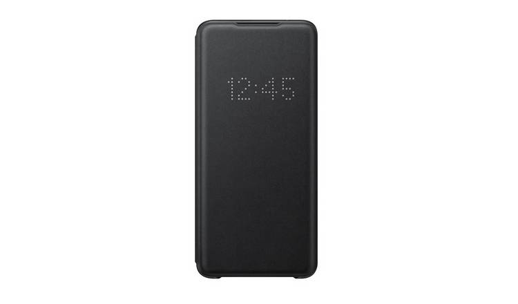 Samsung Original Galaxy S20 Ultra 5G LED View Cover - Black