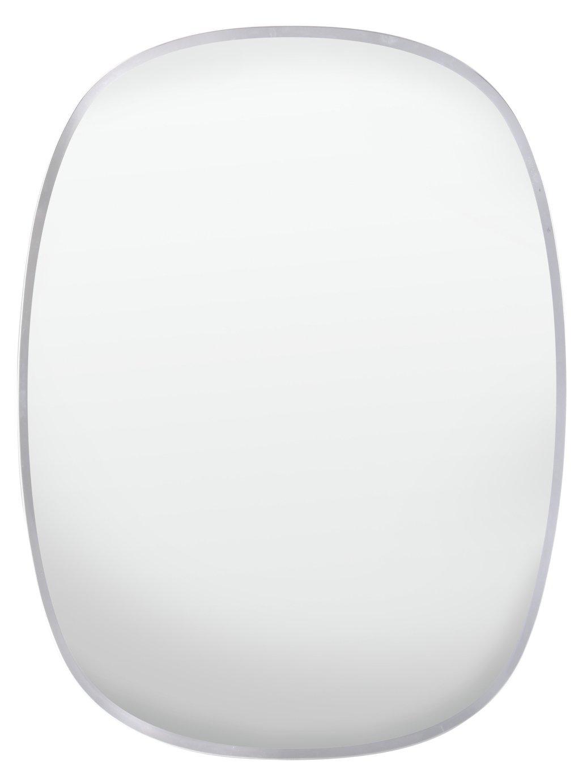 Innova Home Bevelled Linnea Mirror - Silver