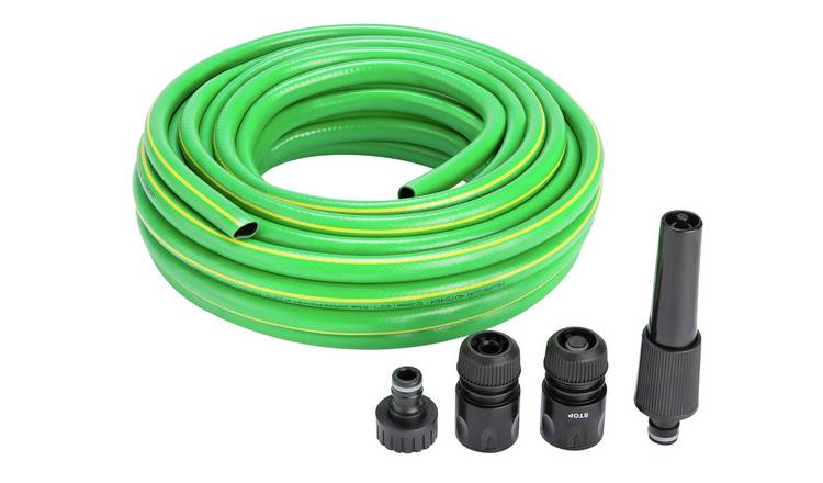 McGregor Reinforced Hose Set - 15m