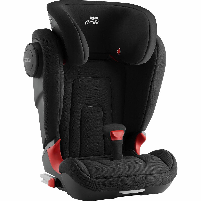 Britax Romer KIDFIX 2 S Group 2/3 Car Seat -Cosmos Black