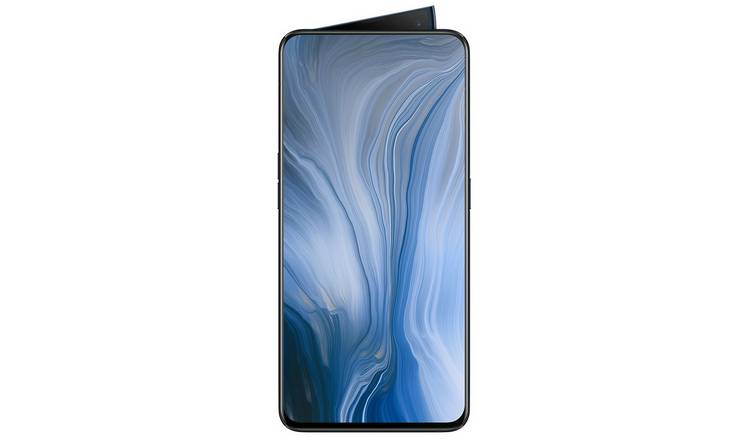 SIM Free OPPO Reno 256GB Mobile Phone - Black