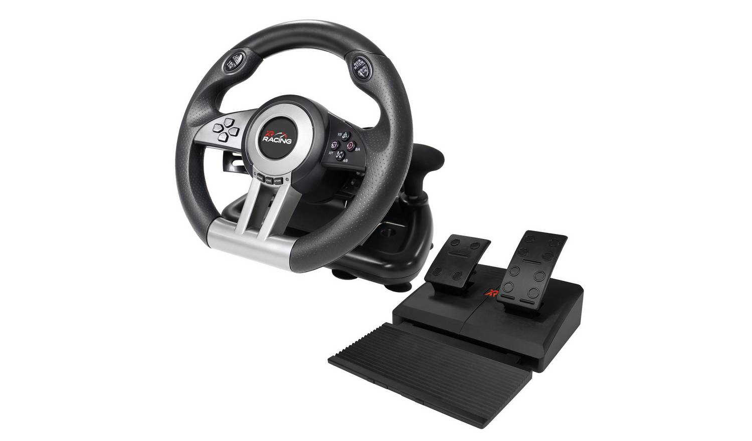 X Rocker XR Racing Wheel for Xbox One, PS4 & Switch