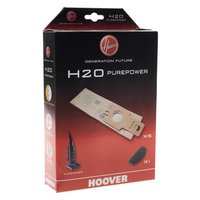 Hoover - PurePower - HV20 Pack of 5 - Vacuum Cleaner - Dust Bags