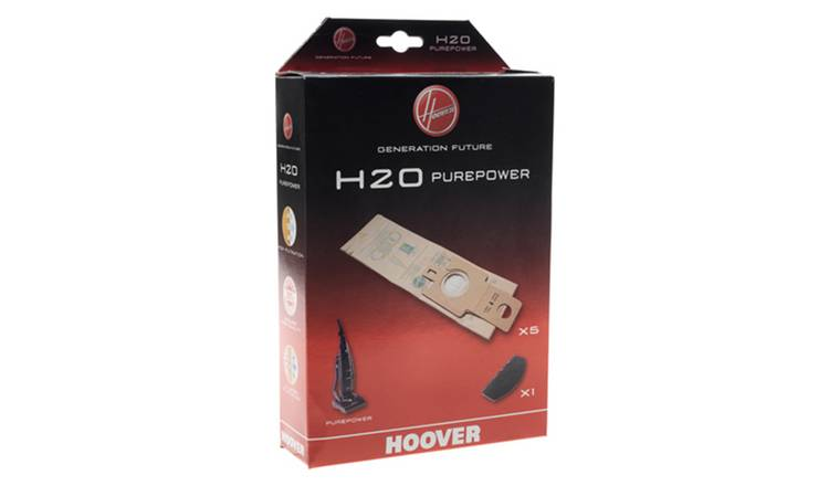 Hoover PurePower HV20 Vacuum Cleaner Dust Bags - Pack of 5