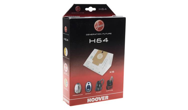 Hoover Vacuum Cleaner Dust Bags - Pack of 5