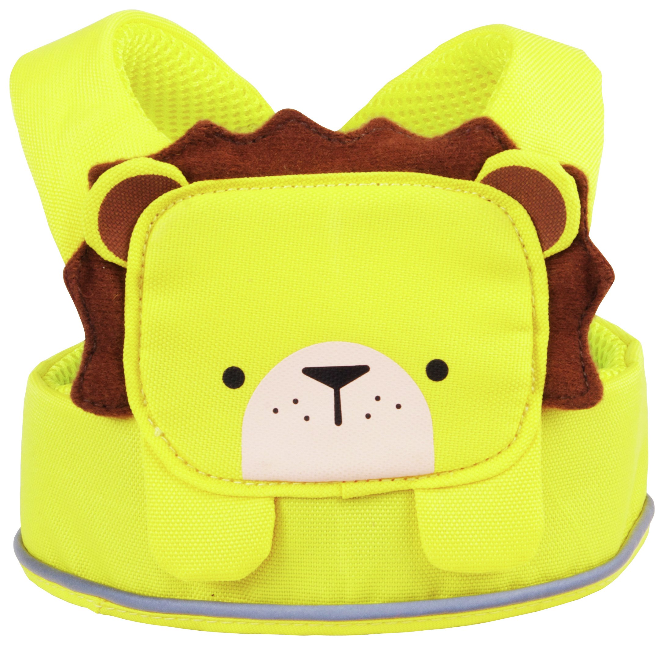 Image of Trunki Toddlepak Reins - Yellow Lion