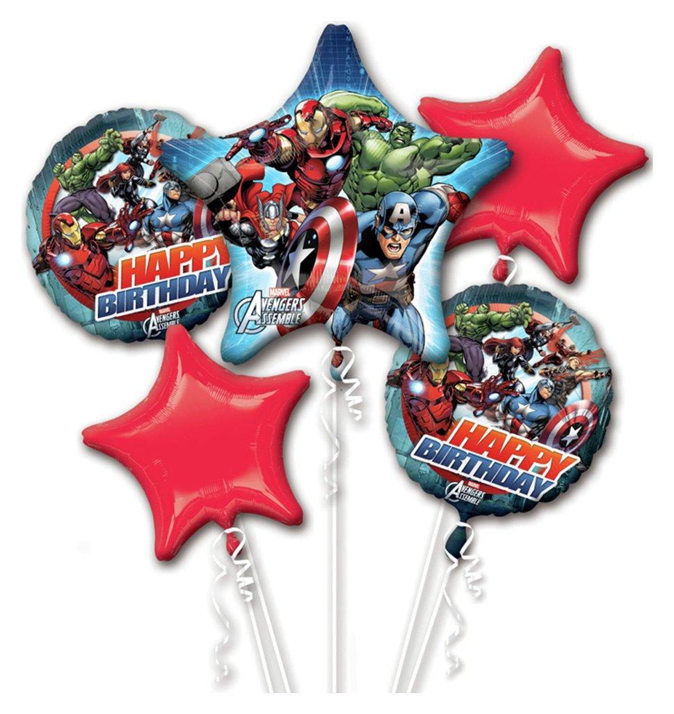 Marvel - Avengers - Foil Balloon Bouquet