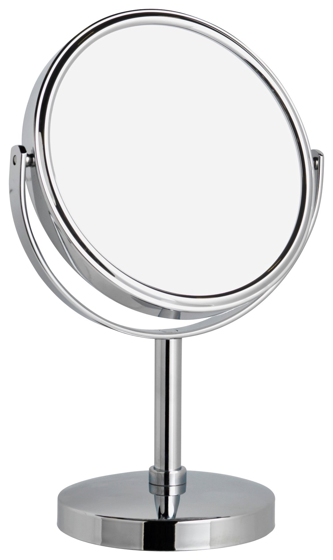 Buy Danielle Creations Chrome Beauty Mirror Make up mirrors Argos