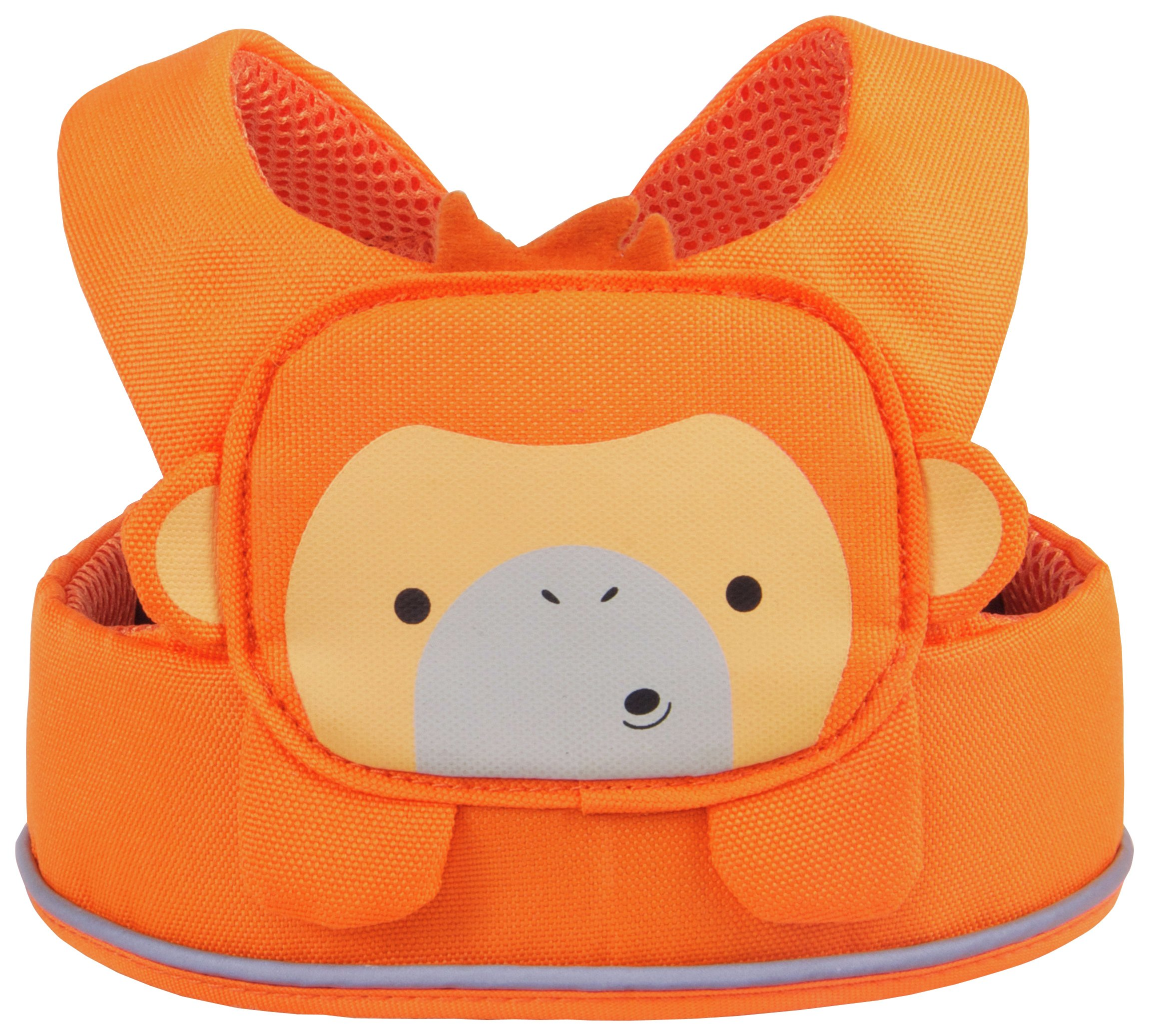 Image of Trunki Toddlepak Reins - Orange Monkey